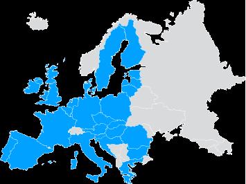 ENVÍO INTERNACIONAL DENTRO DE LA UE