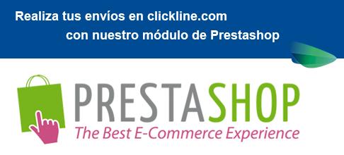 clicline modulo prestashop