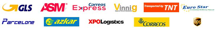 envío de paquetes con empresas de paquetería