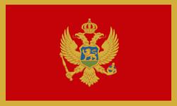 Enviar paquete a Montenegro