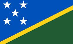 Enviar paquete a Islas Solomon