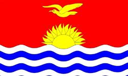 Enviar paquete a Kiribati