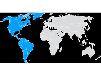 Envíos internacionales de paquetería a América/USA