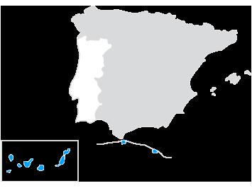 Envíos de paquetería a Canarias, Ceuta y Melilla