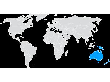 Envíos de paquetería internacional a Oceania